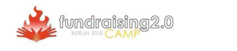 Logo des Fundraising20 Camps