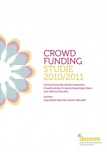 Crowdfunding-Studie_2010-2011_cover