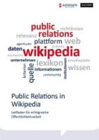 Leitfaden PR in Wikipedia