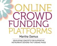 online crowdfunding platforms martha damus