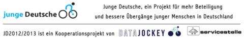 junge Deutsche 2012/2013 - ein Kooperationsprojekt von www.datajockey.eu und www.servicestelle-jugendbeteiligung.de