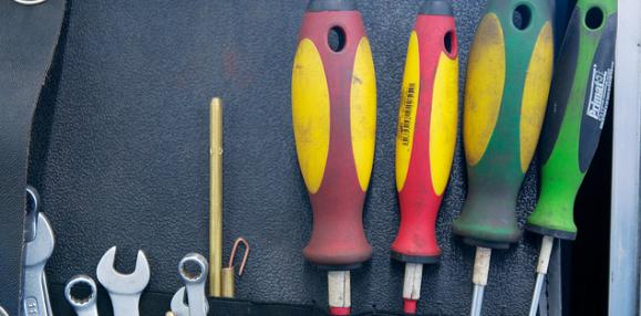 Werkzeug by Maik Meid (flickr CC-by)
