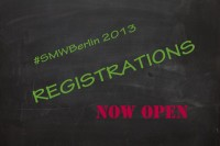 Social Media Week Berlin #smwberlin