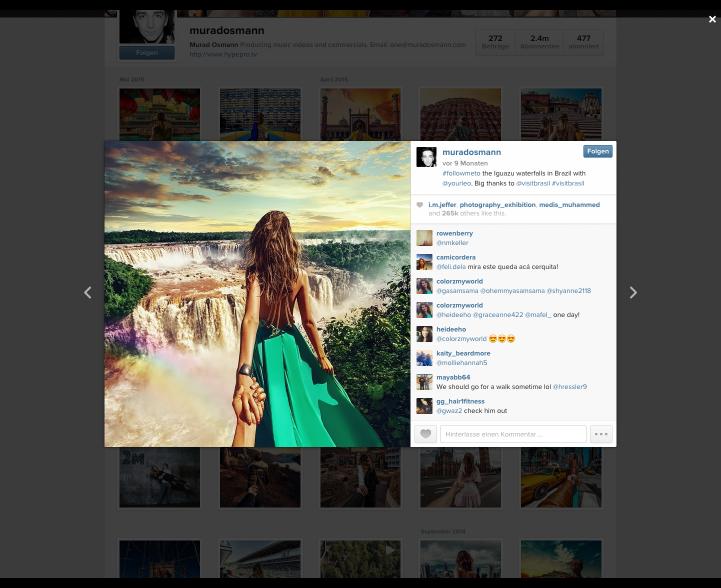 Murad Osmann  @muradosmann Instagram-Fotos und -Videos